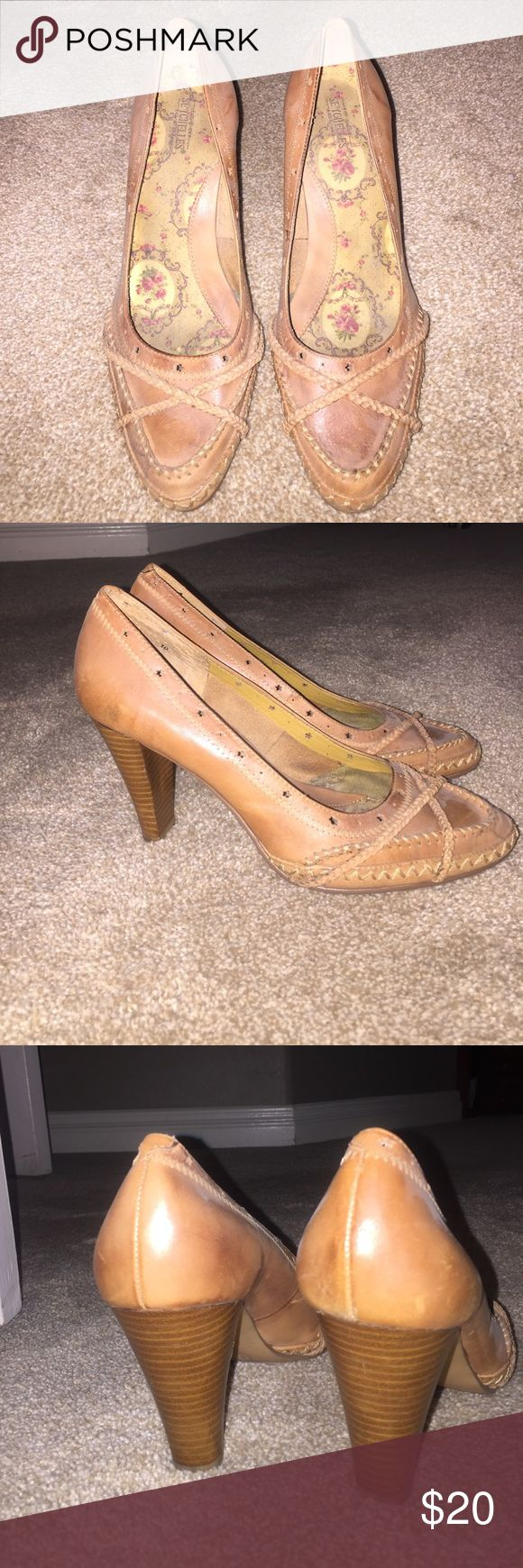 Seychelles Great used condition Seychelles. Very comfortable. Size 10 Seychelles Shoes Heels