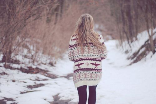 winter hipster.