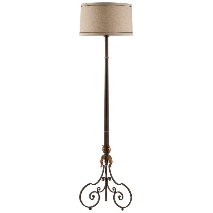 Aidan Gray Winchester Floor Lamp L290 Aidan Gray