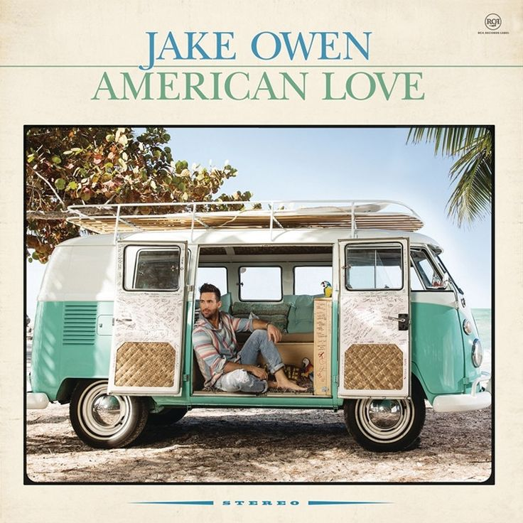 Jake Owen American Love on LP Fifth Studio Album featuring Chris Stapleton & Hillary Lindsey The highly anticipated new album from RCA recording artist Jake Owen entitled American Love will be release