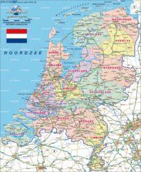 holland karte - http://www.1907karte.tk/holland-karte-2/