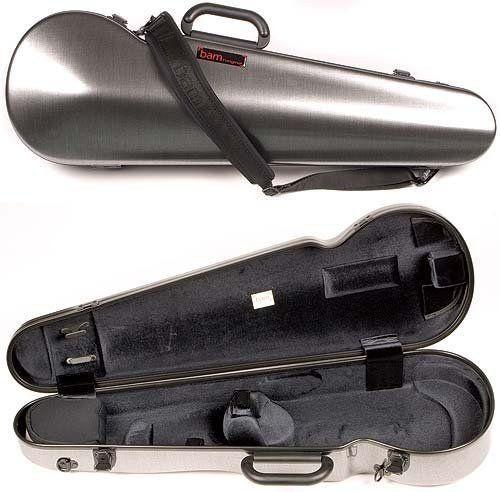 Bam France 2002XL Contoured Hightech Tweed-Look 4/4 Violin Case  http://www.instrumentssale.com/bam-france-2002xl-contoured-hightech-tweed-look-44-violin-case/