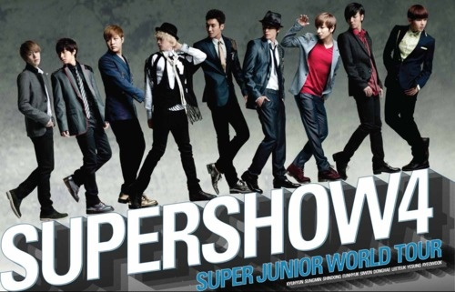 Super Junior SS4 - I was at the Singapore Show <3