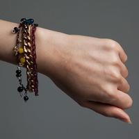 People of Tastes: Global  LUMINIS MAZOTA  #bracelet  #mazota  #luminis  #acc  #peopleoftastes  #antique  #chain