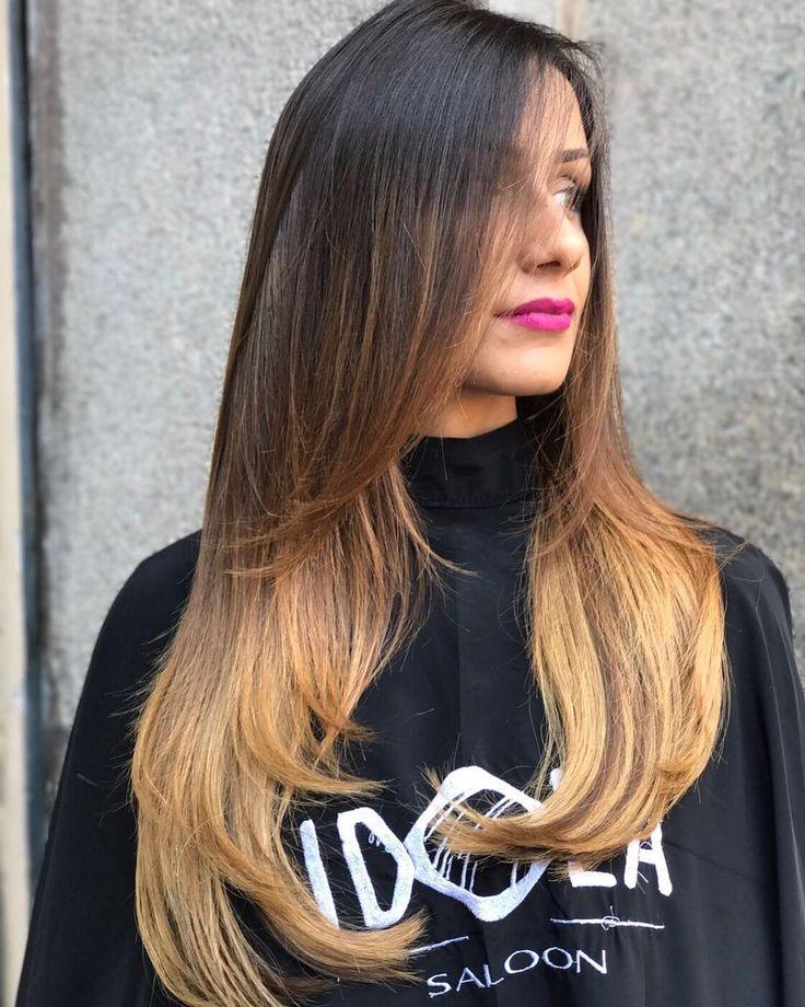 """Idola Saloon, Piazza Bovio 23 on Instagram: """"Capelli naturali al 100% per chi ha intenzione di allungare I propri capelli Scegli le nostre Extension capelli doppi fino Alle punte !…"""""""