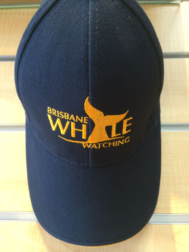 Brisbane Whale Watching cap available to purchase as a souvenir of your amazing whale watching experience. #brisbanewhalewatching #whalemerch #australiansouvenir #whalemerchandise #whalewatching #australia #cap