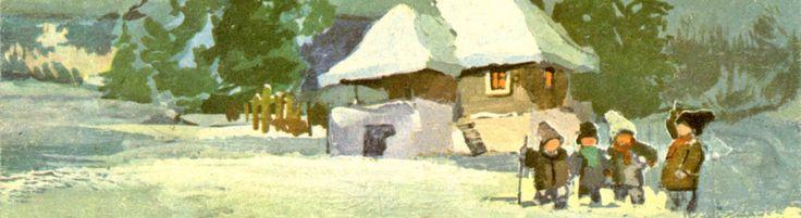 Winter wonder village