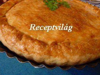 RECEPTVILÁG - Receptes oldal - receptek képekkel - G-Portál                        Zöldséges sajttorta
