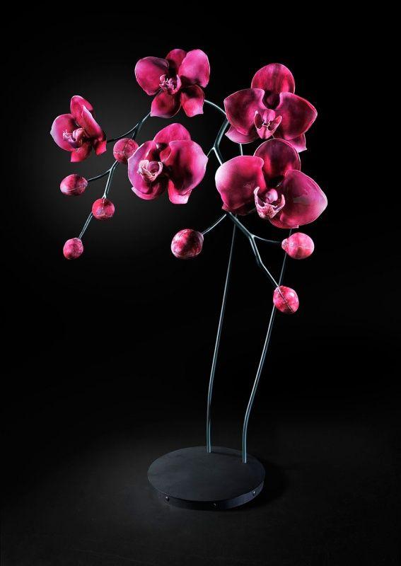 Стеклянные цветы от Jason Gamrath - Ярмарка Мастеров - ручная работа, handmade