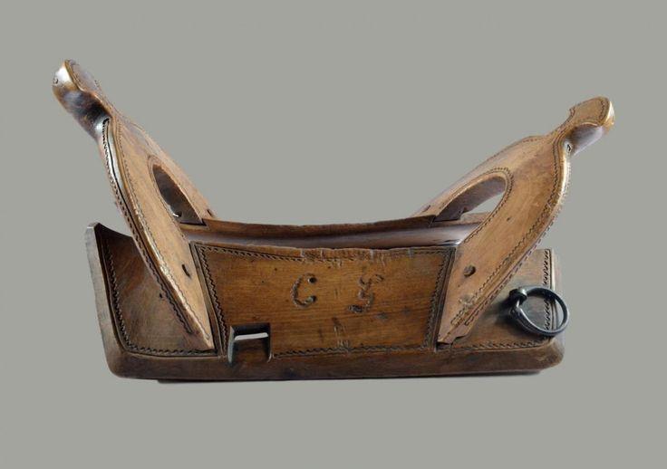 Vintage Saddle, Central Europe 1900s