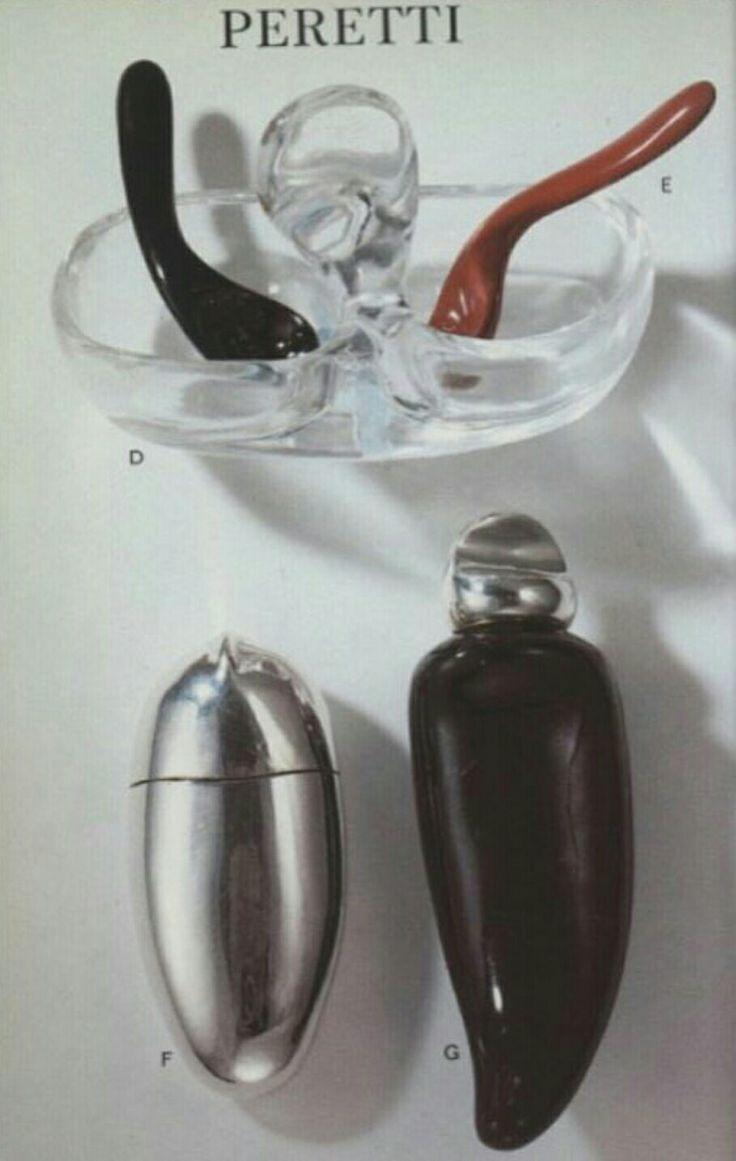 Elsa Peretti housewares for Tiffany & Co