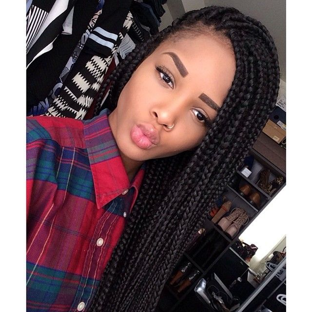 Box Braids Hairstyles Captivating 339 Best B R A I D S X T W I S T Images On Pinterest  African