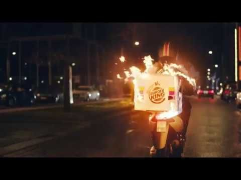 Burger King Film Advert By Grabarz & Partner: Delivery Service   Ads of the World™