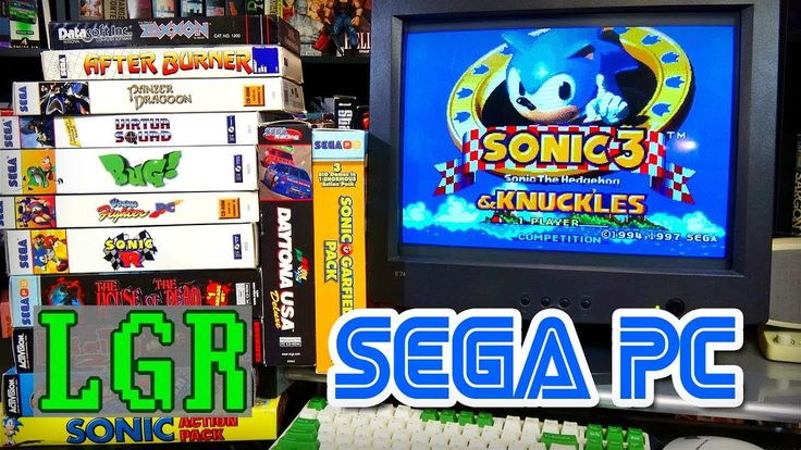 LGR - Sega PC Games: A Retrospective Taking a relaxed look back at a selection of my Sega PC game collection! They released dozens of great titles on DOS and Windows 9x back in the day and I felt inspired by Sonic Mania to revisit them.