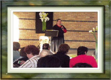 St Marks Womens Day2013 - this post has been updated with feedback from those present on the day