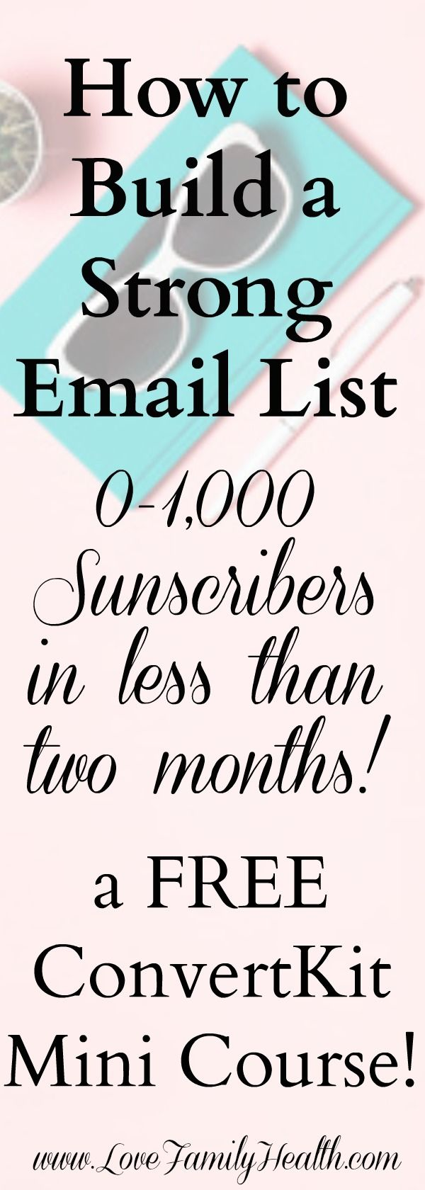 How to rapidly grow your email list and get more subscribers!