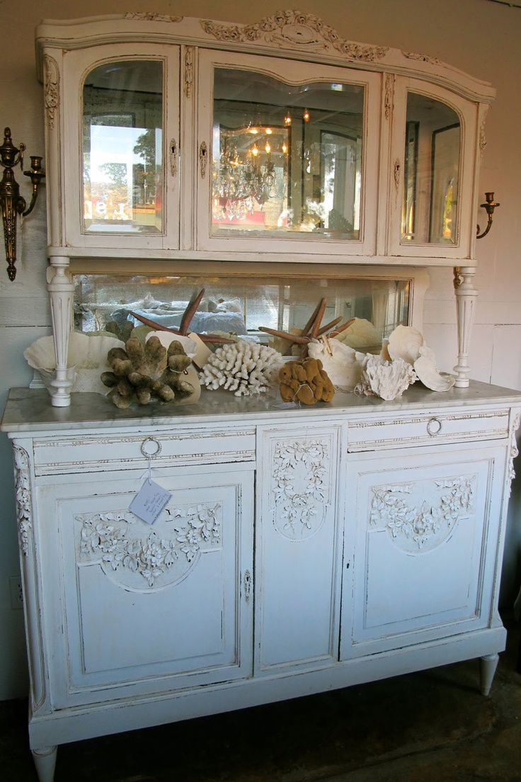 134 best China Cabinets/Hutches images on Pinterest | Refurbished ...