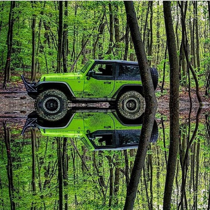 Reposting @jeeplednation: ... This is such an amazing pic! Jeep in Nature