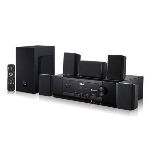 RCA 1000 Watt Home Theater System with Bluetooth RT2781BE