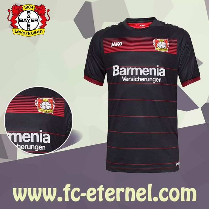 fc-eternel:A++ Maillot Foot Bayer 04 Leverkusen Domicile 2016/2017 Chine