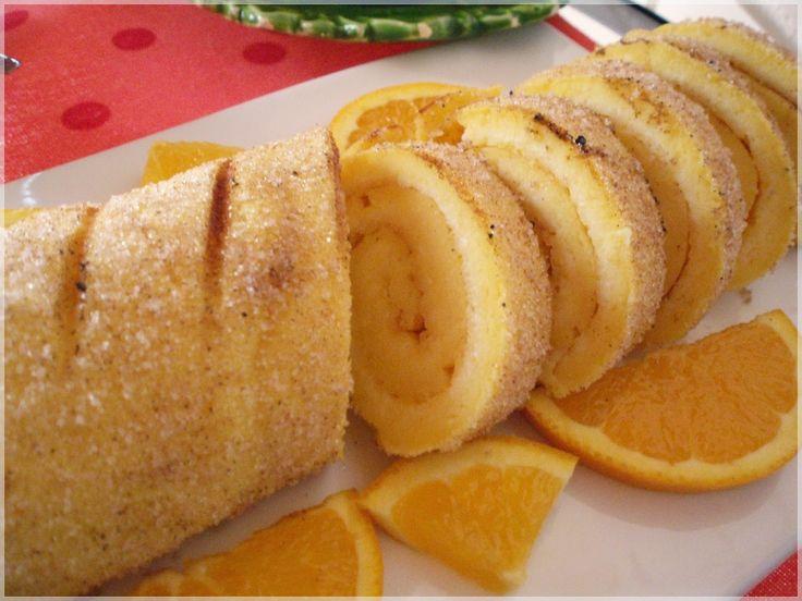 Postre típico de Portugal   fácil y rico     Ingredientes:   - 8 huevos  - 175 gr de zumo de naranja  - ...
