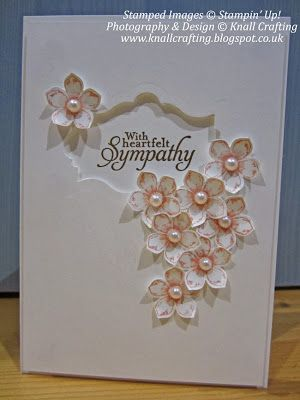 SU Stamp Die cut Punch Flower