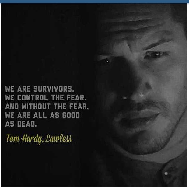 Oh Tom hardy :)