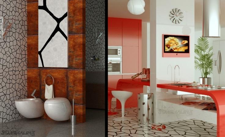 interior 3d house design