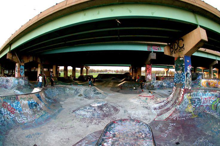 graffiti skatepark - Google Search