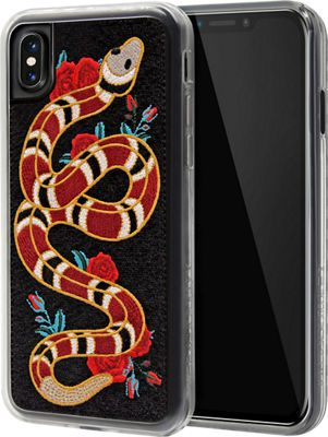 zero gravity strike embroidered case for iphone x talented