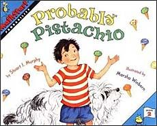 a MathStart series book for teaching probability