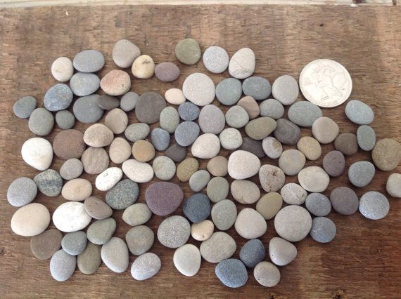 Hey, I found this really awesome Etsy listing at https://www.etsy.com/listing/241310911/200-tiny-round-beach-stones-mosaic
