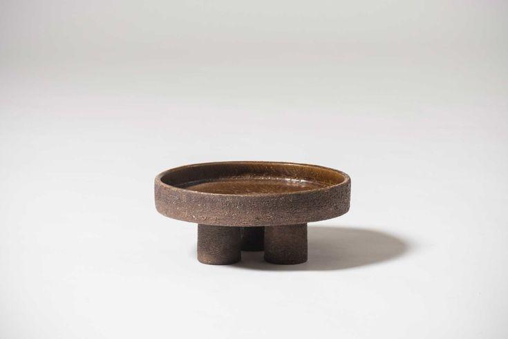 Ettore Sottsass – fruit bowl, Bitossi, 1959