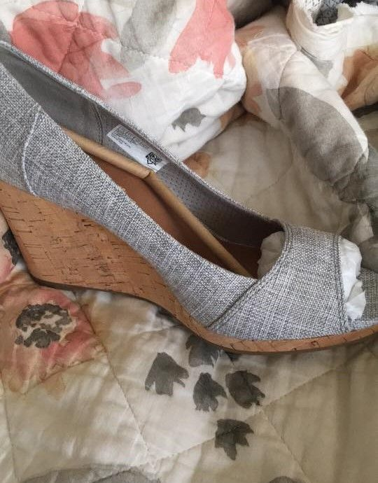 0b90ad9dfb0 TOMS Stella Peep Toe Wedge from Stitch Fix. www.stitchfix.com.