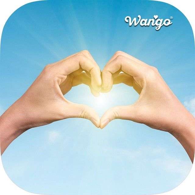 Love is in the air! #love #hands #magic #connection #blueskies #sunndays #dating #wangoapp #romance #summer #goodmorning #goodvibes