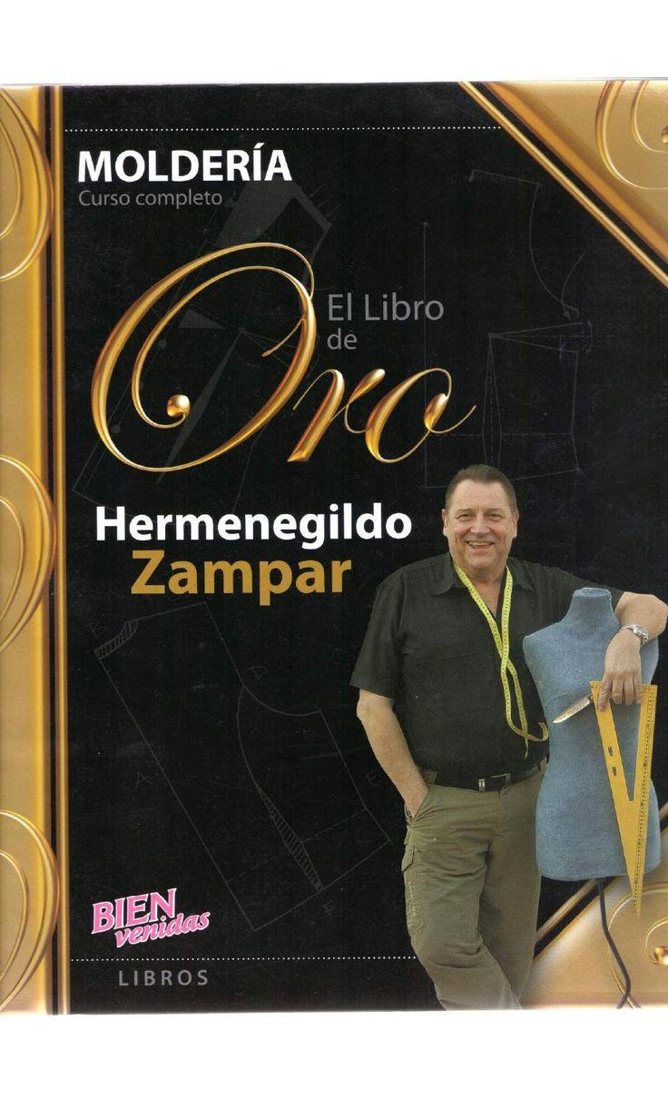 el libro de oro patronaje costura