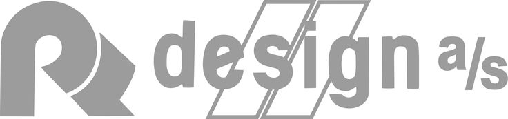 PR Design Logo, grey