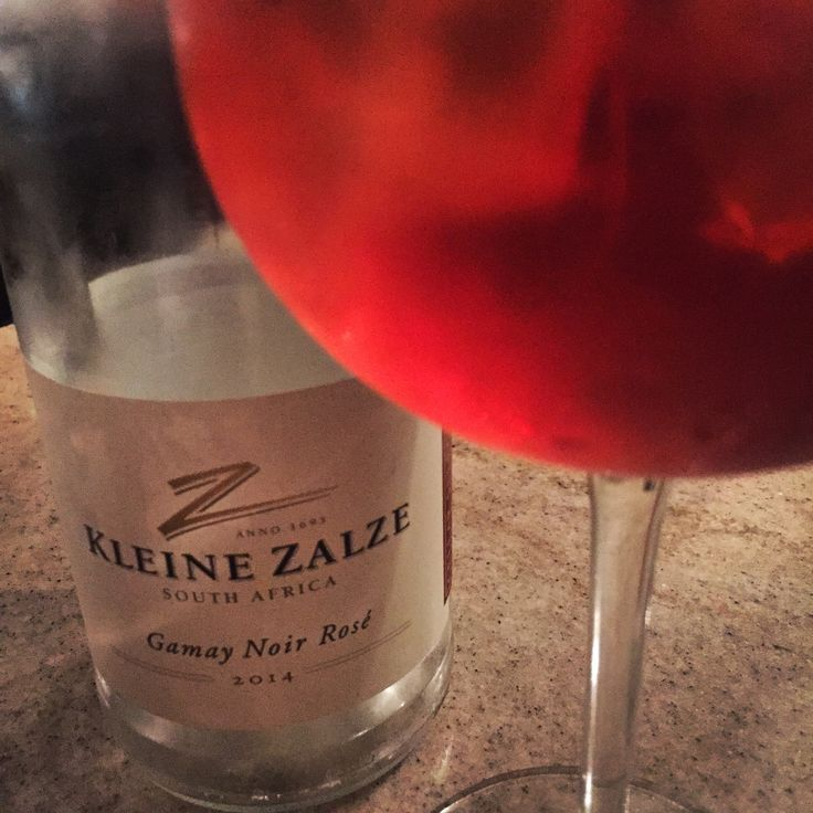 Our Gamay Noir Rosé so good, there won't be any leftovers! :)