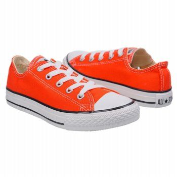 Converse Kids' Chuck Taylor All Star shoes from Famous.com #neon #myvictory