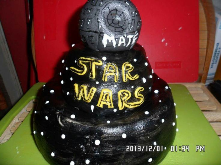 Star Wars torta