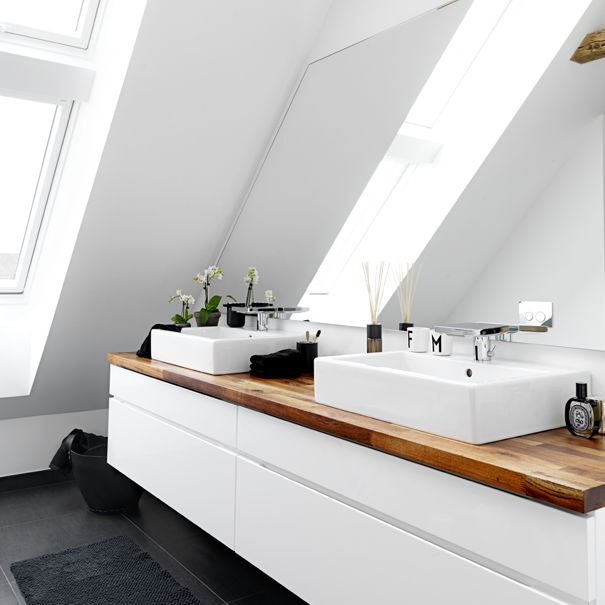 Simple living, Badeværelses inspiration, Bathroom inspiration