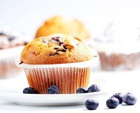 Gezonde blueberry muffins - Vrouwonline