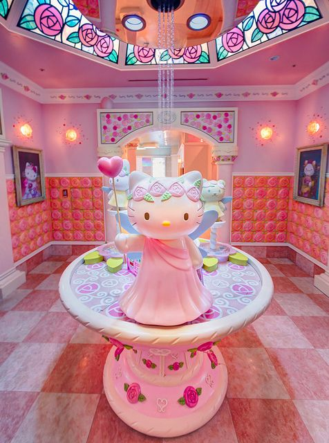 Hello Kitty's Room by J.R.Photography, via Flickr