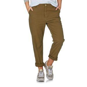 Carhartt Cargo Pants - Carhartt Casey Ankle Cargo Pants - Hamilton Brown
