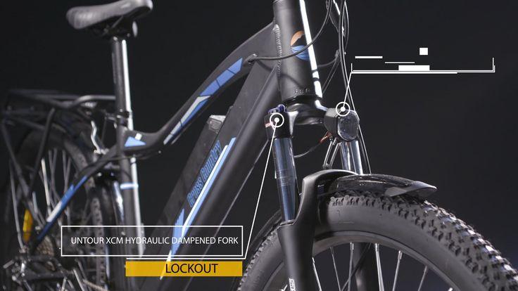 Xc Sport R500 Overview Electric Commuter Bike Commuter Bike