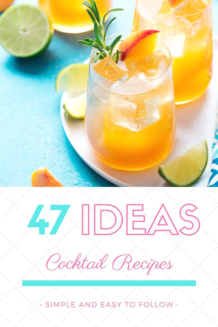 Favorite Cocktail Recipes Let Me Share Our Most Popular Cocktail