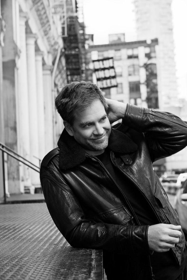 Michael Weatherly for CBS Watch Magazine 2017