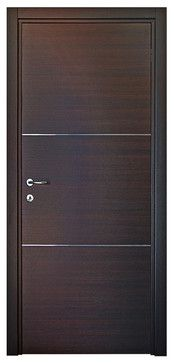 """Tocco Moderno, 32"""" X 80"""", Soss Invisible Hinges, Self-Assembly modern-windows-and-doors"""