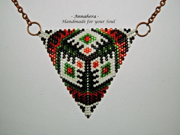 """ANNAHERA"" - handmade for your soul: Triangle"