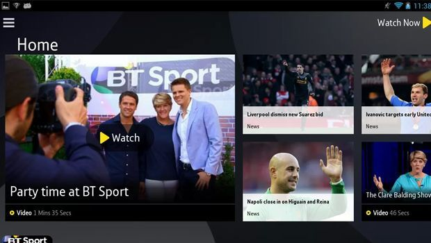 BT Sport app off to a shaky start as many users miss Premier League opener | Complaints as technical fault prevents users who'd logged in after kick-off from accessing the game. Buying advice from the leading technology site